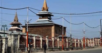 Srinagar's Jama Masjid finally opens for prayers