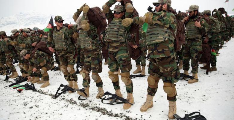 Insider Attack Kills 11 Afghan Security Forces in Baghlan