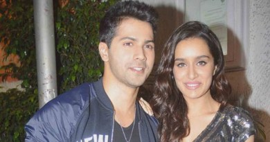 Varun Dhawan Claims To Have A Childhood Crush On Co-star Shraddha Kapoor