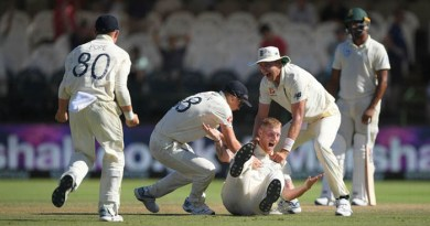Ben Stokes seals dramatic victory as South Africa falter in brave rearguard