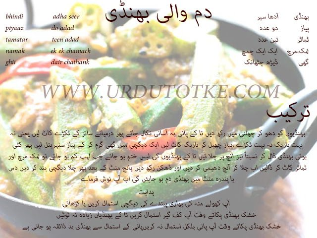 bhindi fry recipe in hindi