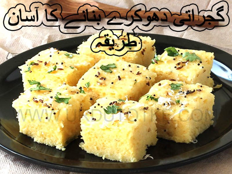 gujarati dhokla recipe in hindi