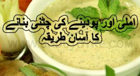 pudine aur imli ki chutney ramadan recipes for iftar