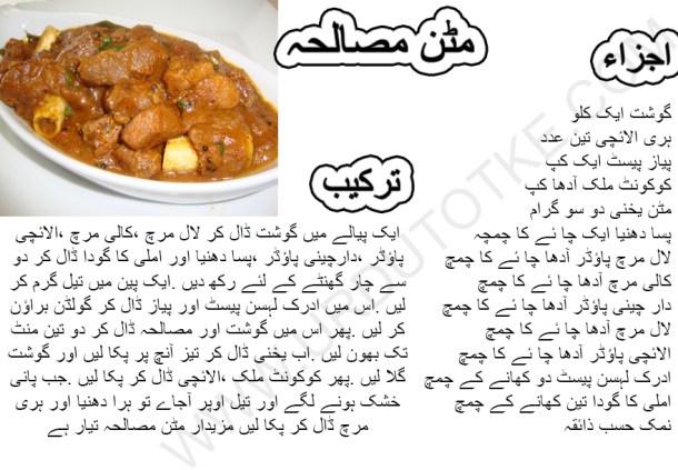 recipe of mutton gravy