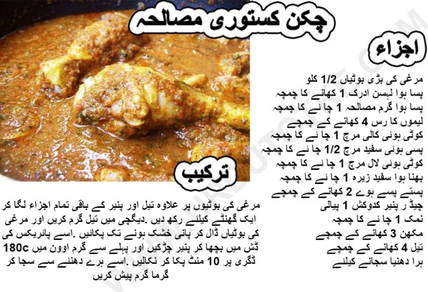 kasturi chicken masalah gravy recipe