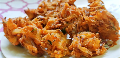 Cabbage Pakoda Cooking Recipe in Urdu