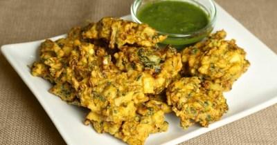 Mixed Vegetable Pakora Cooking Recipe in Urdu