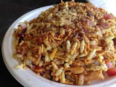 Chatpati Bhel Puri Mix Cooking Recipe in Urdu