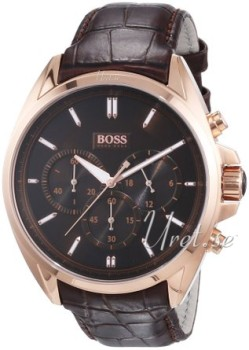 Hugo Boss Brun/Läder Ø44.00 mm