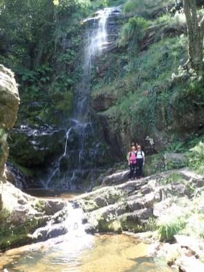 Cascades d'Azeri, Pays basque - ur eta Lur, Canyoning et Randonnée