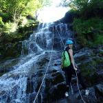 Cascades d'Azeri Ur eta Lur Canyoning et Randonnée