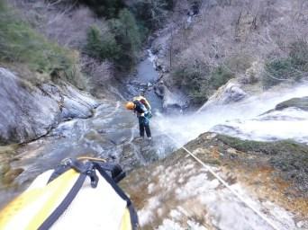 Canyon du Cély, vallée d'Ossau - Ur eta Lur, Canyoning et Randonnée