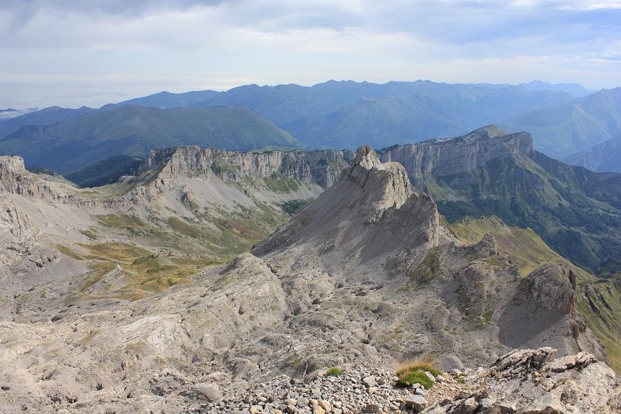 Pic d'Anie, les arres - Ur eta Lur, Canyoning et Randonnée