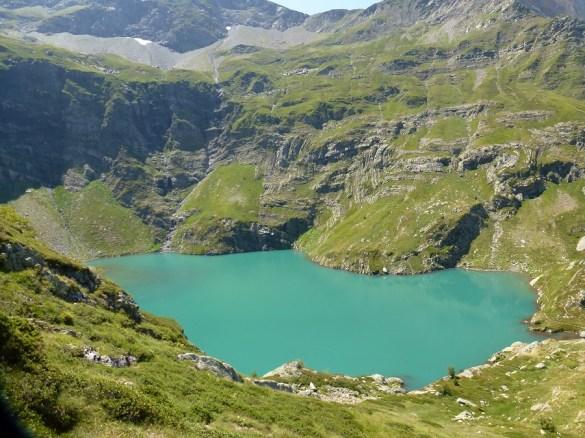 Lac d'Isabe, vallée d'Ossau - Ur eta Lur, Canyoning et Randonnée