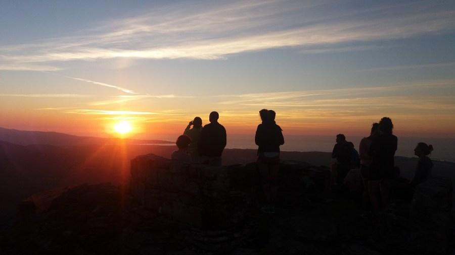 Randonnée nocturne, massif de la Rhune - Ur eta Lur, Canyoning et Randonnée