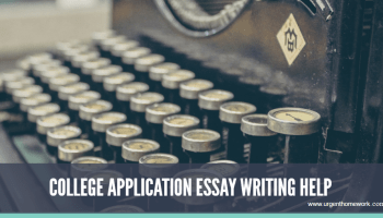 reasons to get essay writing help for your college essay  10 incredibly simple ways to write successful college admission essays