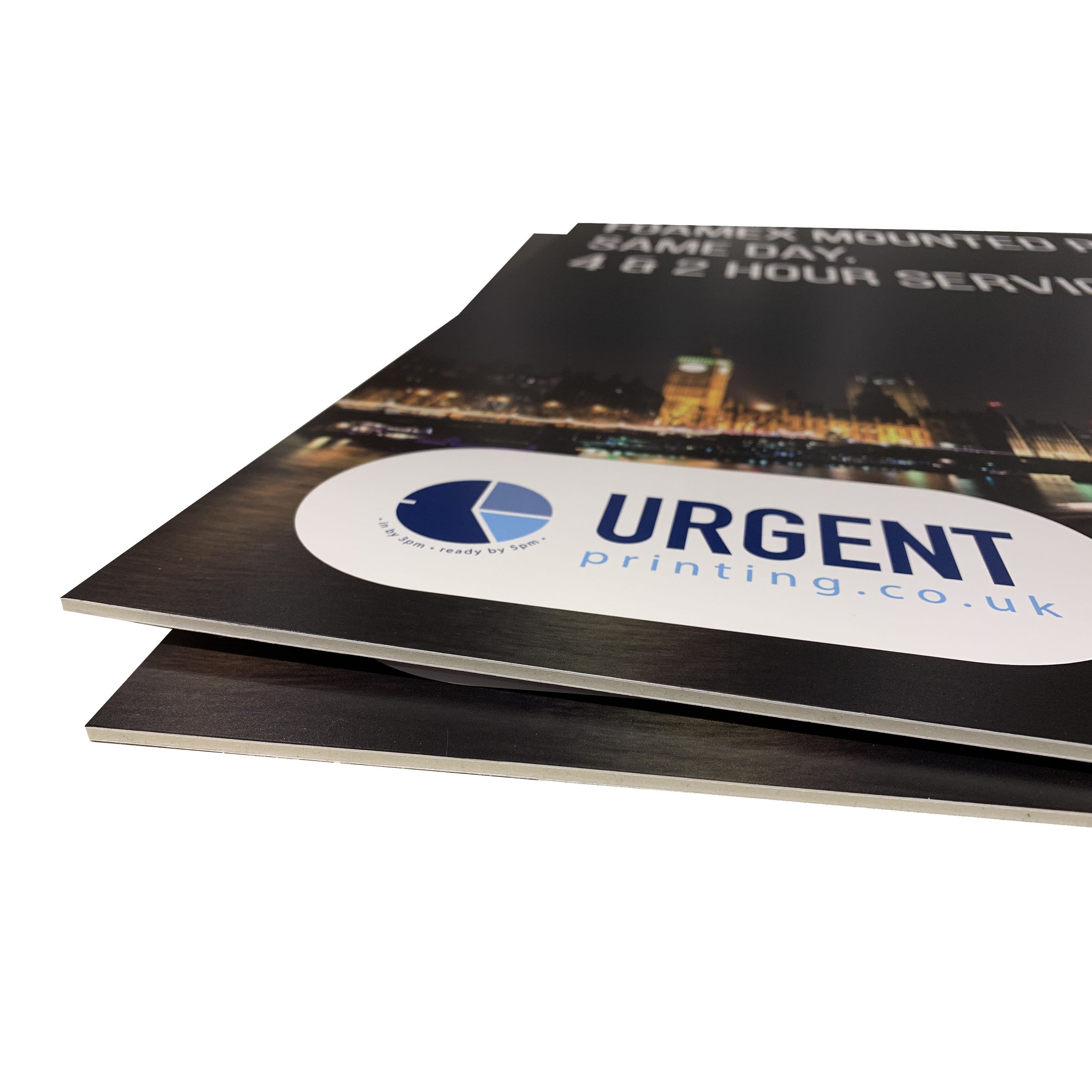 mounted printed posters urgent printing