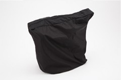 Saddle_Bag_cover_in_use
