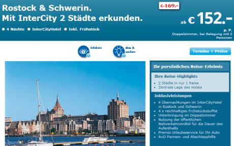 intercity-hotel-4nachte-152euro