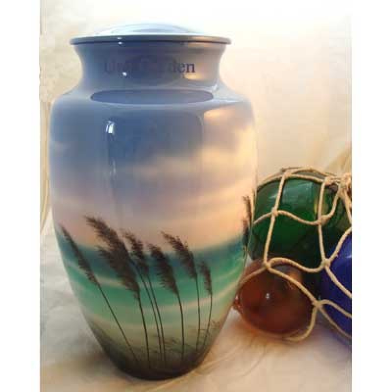 Santa Rosa Beach Cremation Urn Perfect For Ocean Lover