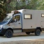 Mercedes Sprinter 4x4 Camperizacion De Vehiculos Off Road En Sevilla Uro Camper