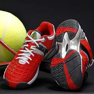 Photo Packshot avec diffuseur d'équipement de tennis reprise sous photoshop
