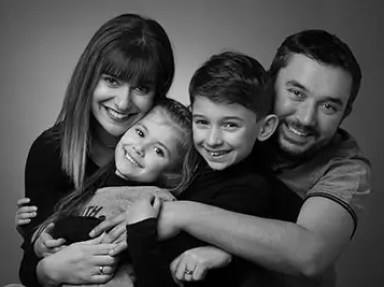 Agence Photo à Grenoble : Shooting photographique en Famille