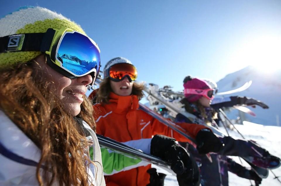 Photographe Tourisme Tignes Ski