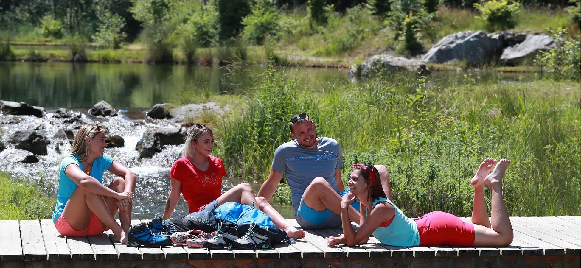 Bandeau Photographe Tourisme Corporate Packshot