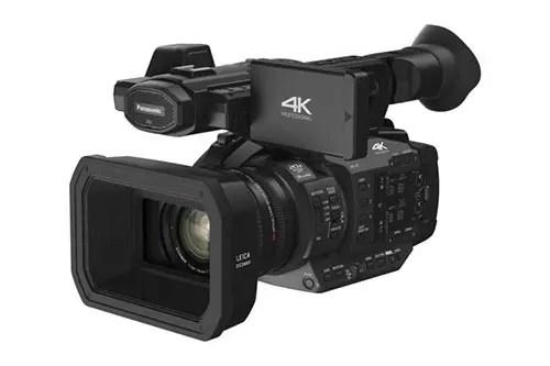 Caméra professionnelle Panasonic