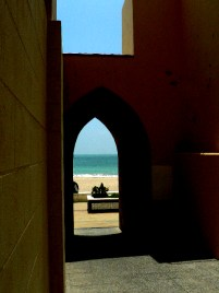 A Doorway To The Sea