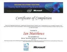 Microsoft-Intel-Technical-Services-Training-2011
