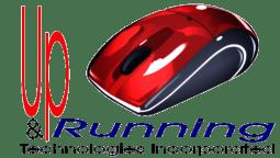 Up & Running Technologies Calgary Logo
