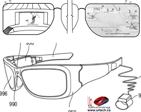 Microsoft Augmented Reality Glasses