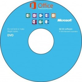 Office Professional Plus 2013 Disk DVD CD