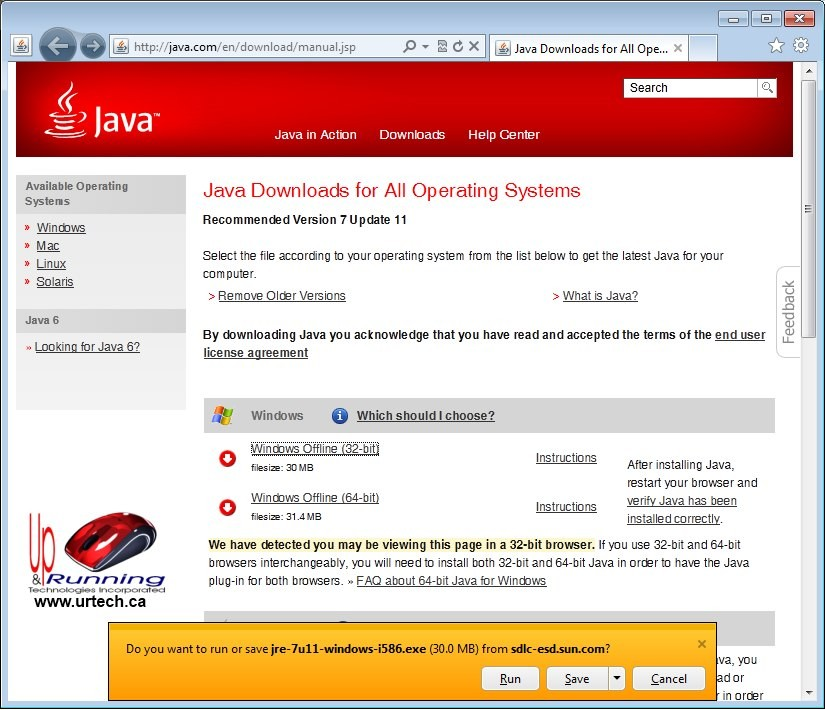 SOLVED: How to Deploy Java Through An Active Directory Group Policy