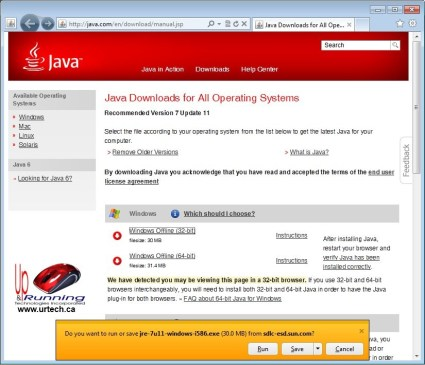 download-java-manually