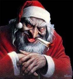 mean-santa