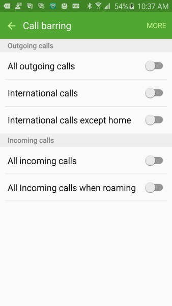 SOLVED: Samsung Android Calls Going Straight to VoiceMail