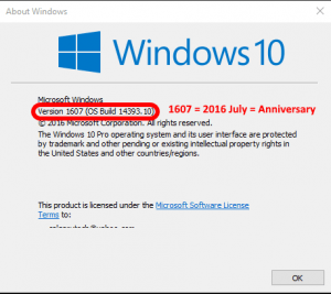 check-windows-build-winver-windows-10-anniversary