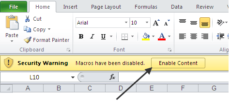 SOLVED: GPO To Block Macro's On Local PC But Not File Shares – Up