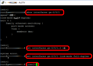 how-to-set-nic-network-speed-duplex-juniper-srx-firewall-switch