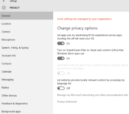 remove-some-settings-are-controlled-by-your-organization-privacy-options