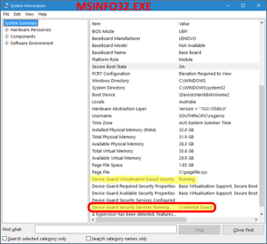 windows-credential-guard-msinfo