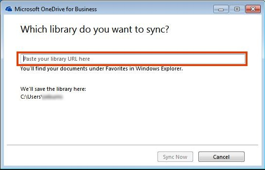 onedrive-for-business-prompting-for-url