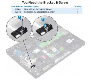 dell-latitude-5490-2280-ssd-mounting-bracket-scew