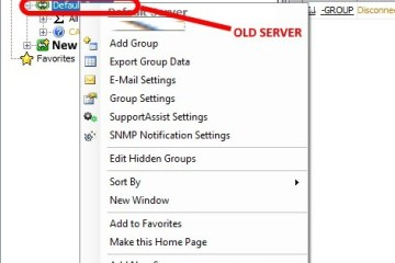 SOLVED: How To Remove a Server From Dell SAN Headquarters