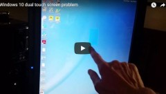 Fix-touch-screen-problems