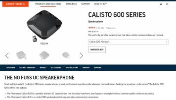 Calisto 600
