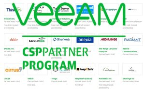 Veeam Cloud Partners